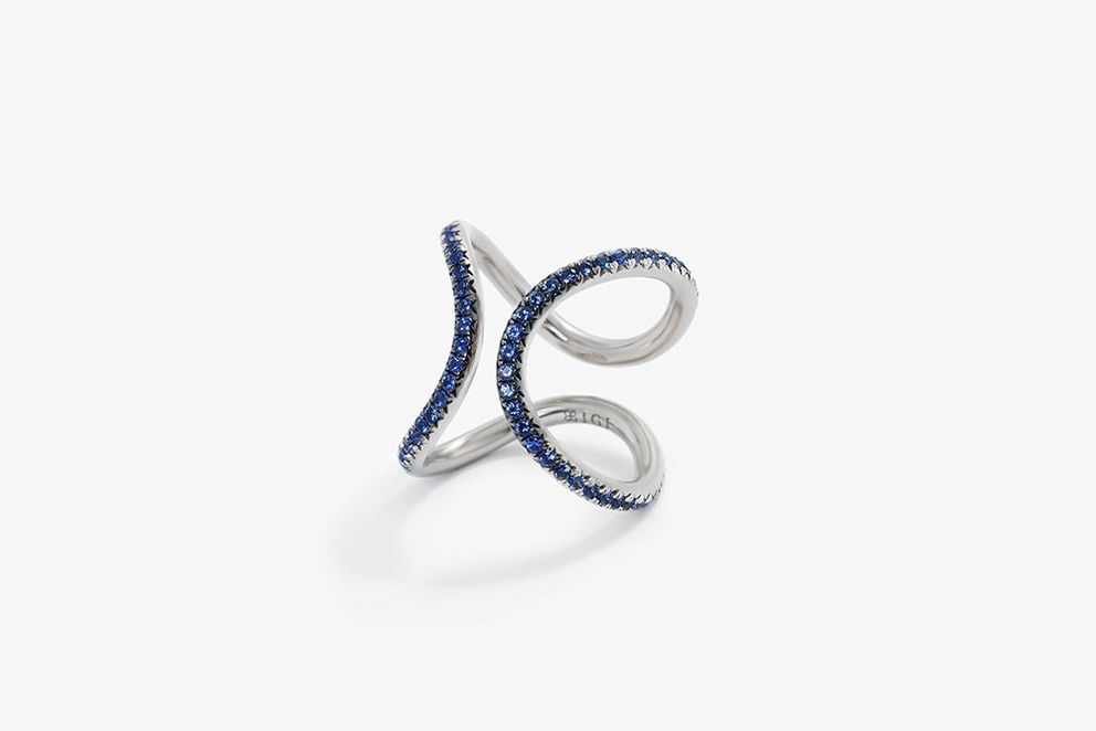 JULIE GENET RING